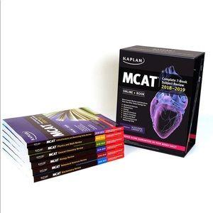 Kaplan MCAT 7 Book Subject Review